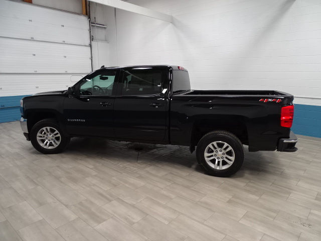 2018 Silverado 1500 Crew Cab 4x4, Pickup #A104443N - photo 7