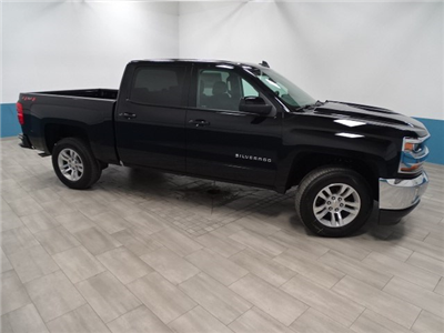 2018 Silverado 1500 Crew Cab 4x4, Pickup #A104443N - photo 5