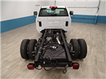2018 Silverado 3500 Regular Cab DRW 4x4,  Cab Chassis #A104445N - photo 9