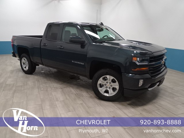 2018 Silverado 1500 Double Cab 4x4, Pickup #A104480N - photo 1