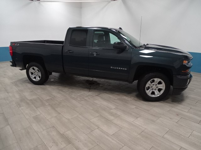 2018 Silverado 1500 Double Cab 4x4, Pickup #A104480N - photo 3