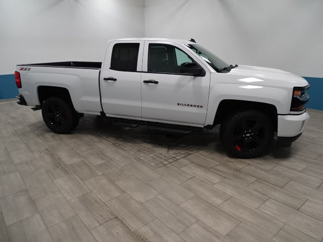 2018 Silverado 1500 Double Cab 4x4, Pickup #A104481N - photo 5