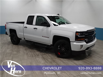 2018 Silverado 1500 Double Cab 4x4,  Pickup #A104481N - photo 1