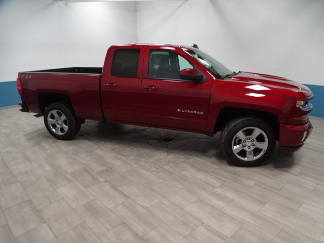 2018 Silverado 1500 Double Cab 4x4,  Pickup #A104697N - photo 5