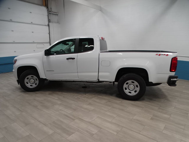 2018 Colorado Extended Cab 4x4,  Pickup #A104746N - photo 7