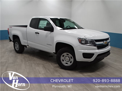 2018 Colorado Extended Cab 4x4,  Pickup #A104746N - photo 1