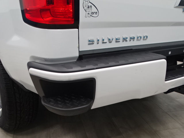 2018 Silverado 1500 Crew Cab 4x4, Pickup #A104763N - photo 10