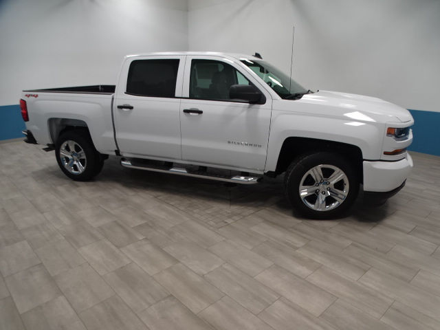 2018 Silverado 1500 Crew Cab 4x4, Pickup #A104763N - photo 5