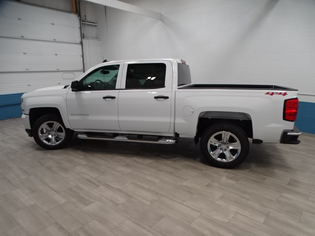 2018 Silverado 1500 Crew Cab 4x4, Pickup #A104763N - photo 7