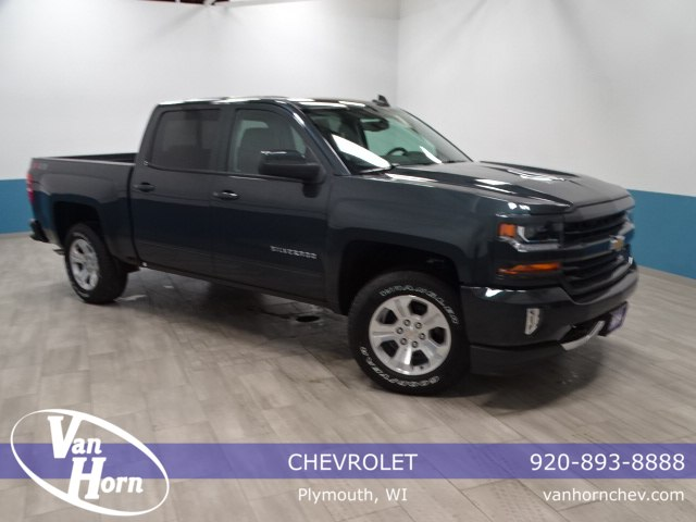 2018 Silverado 1500 Crew Cab 4x4, Pickup #A104788N - photo 1