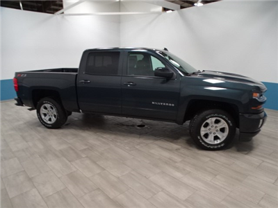 2018 Silverado 1500 Crew Cab 4x4, Pickup #A104788N - photo 8