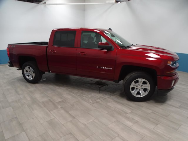 2018 Silverado 1500 Crew Cab 4x4,  Pickup #A105142N - photo 6