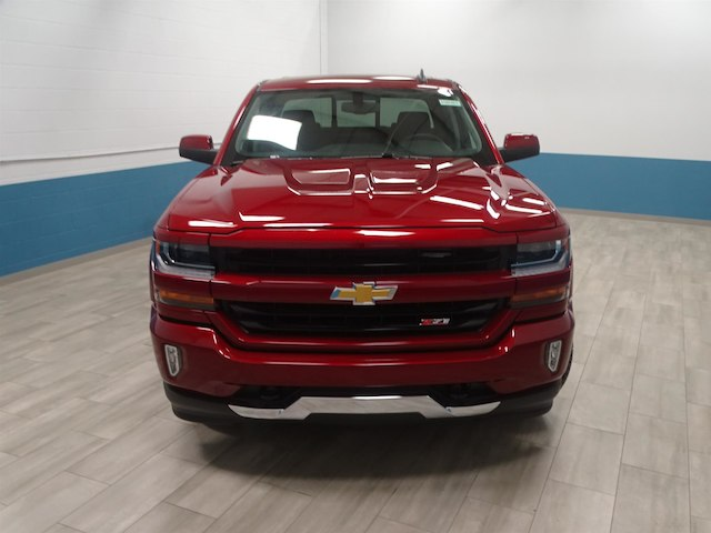 2018 Silverado 1500 Crew Cab 4x4,  Pickup #A105142N - photo 7
