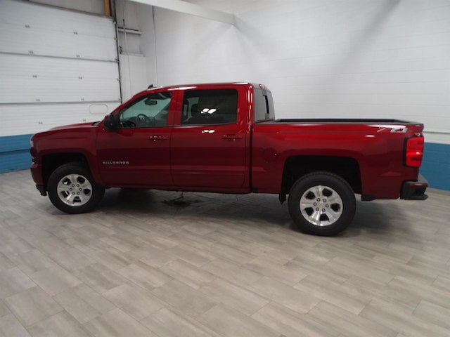 2018 Silverado 1500 Crew Cab 4x4,  Pickup #A105142N - photo 2