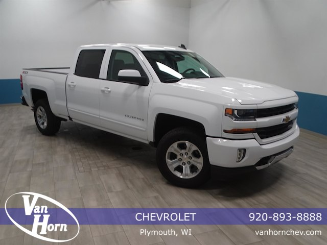 2018 Silverado 1500 Crew Cab 4x4,  Pickup #A105155N - photo 1