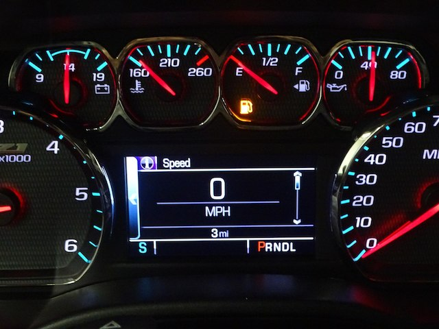 2018 Silverado 1500 Crew Cab 4x4,  Pickup #A105155N - photo 21