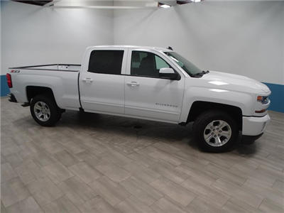 2018 Silverado 1500 Crew Cab 4x4,  Pickup #A105155N - photo 4