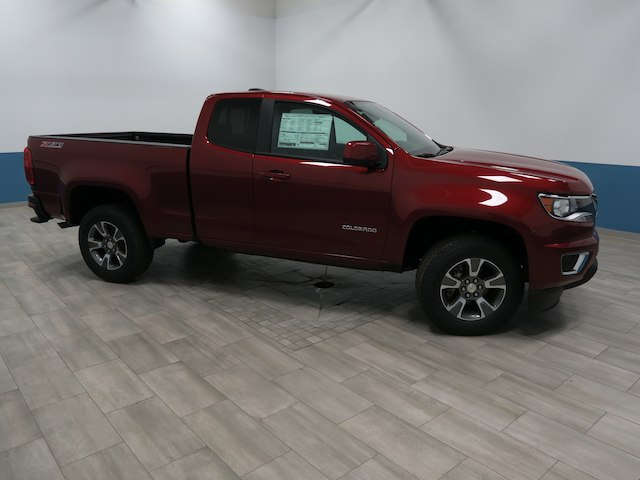 2018 Colorado Extended Cab 4x4,  Pickup #A105161N - photo 5