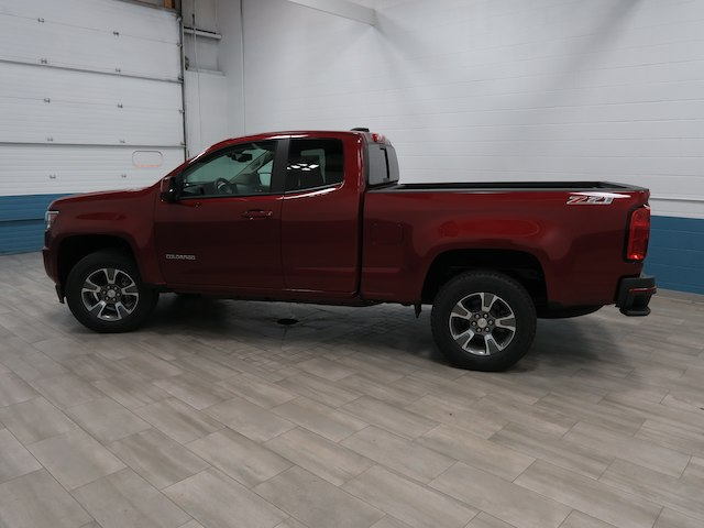 2018 Colorado Extended Cab 4x4,  Pickup #A105161N - photo 7