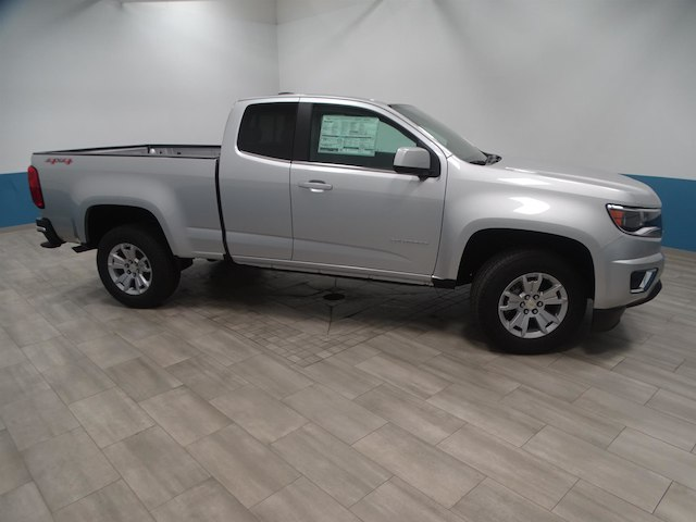 2018 Colorado Extended Cab 4x4,  Pickup #A105162N - photo 4