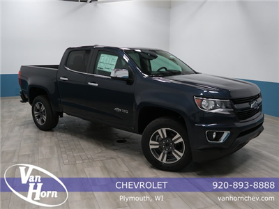 2018 Colorado Crew Cab 4x4,  Pickup #A105183N - photo 1