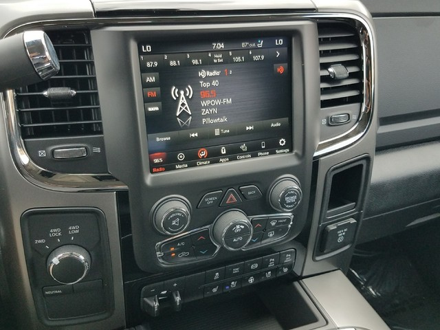 2018 Ram 2500 Mega Cab 4x4 Pickup #IJG108639 - photo 12