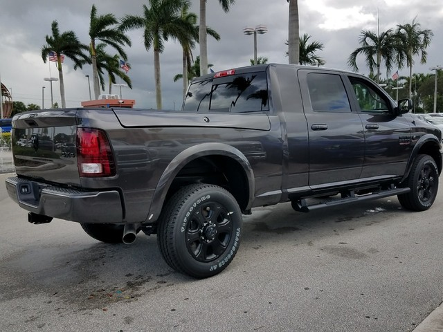 2018 Ram 2500 Mega Cab 4x4 Pickup #IJG108639 - photo 7