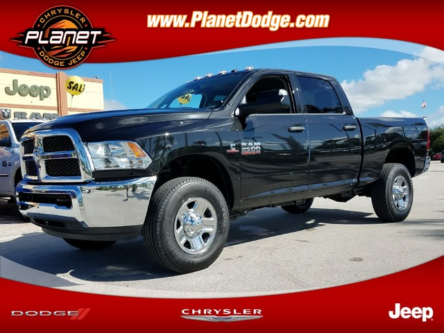2018 Ram 2500 Crew Cab 4x4 Pickup #IJG147574 - photo 1