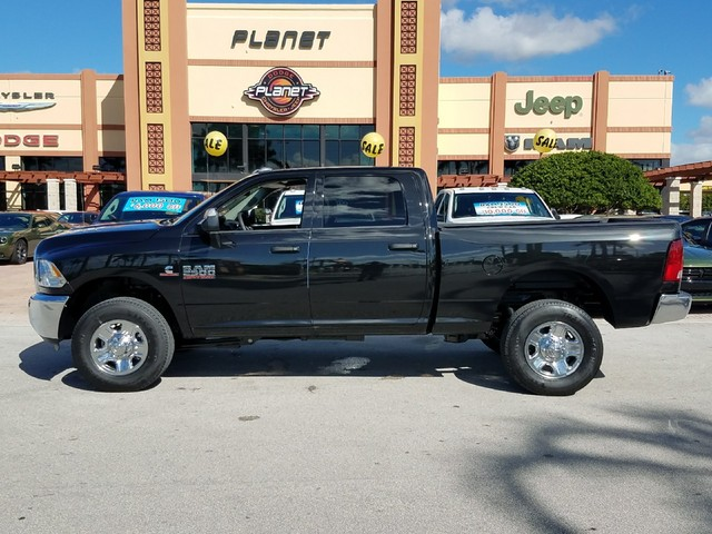 2018 Ram 2500 Crew Cab 4x4 Pickup #IJG147574 - photo 2