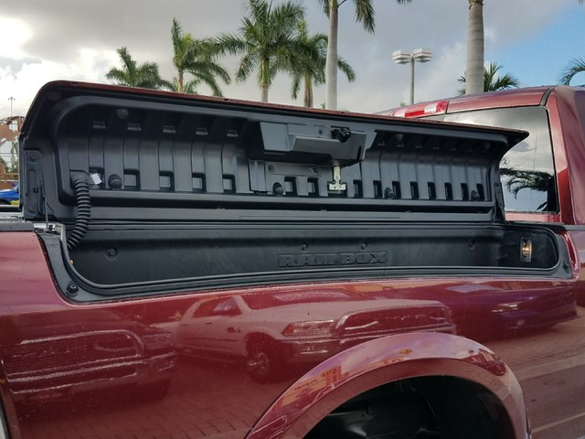 2018 Ram 2500 Mega Cab 4x4, Pickup #IJG156952 - photo 9