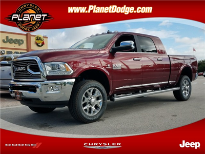 2018 Ram 2500 Mega Cab 4x4, Pickup #IJG156952 - photo 1