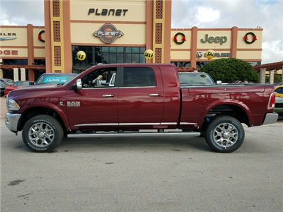 2018 Ram 2500 Mega Cab 4x4, Pickup #IJG156952 - photo 2
