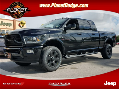 2018 Ram 2500 Mega Cab 4x4 Pickup #IJG177613 - photo 1