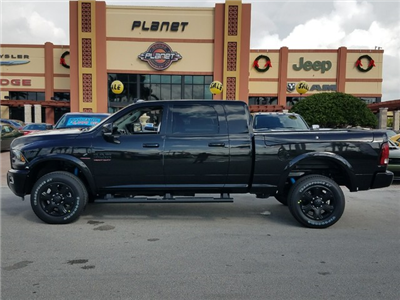 2018 Ram 2500 Mega Cab 4x4 Pickup #IJG177613 - photo 2