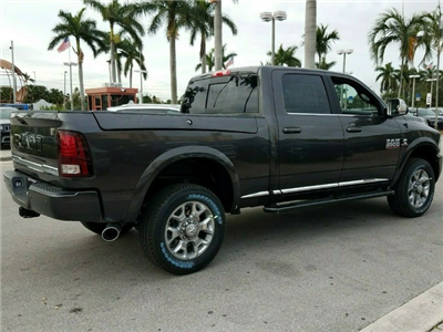 2018 Ram 2500 Crew Cab 4x4, Pickup #IJG180398 - photo 2