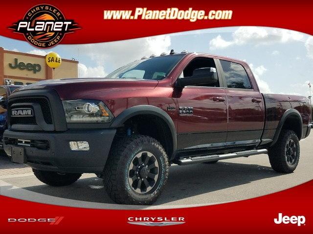 2018 Ram 2500 Crew Cab 4x4,  Pickup #IJG232157 - photo 1