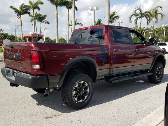 2018 Ram 2500 Crew Cab 4x4,  Pickup #IJG232157 - photo 2