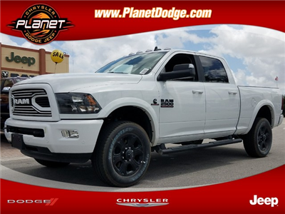 2018 Ram 2500 Crew Cab 4x4,  Pickup #IJG232792 - photo 1