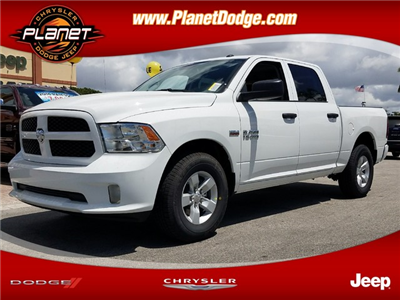 2018 Ram 1500 Crew Cab, Pickup #IJG264126 - photo 1