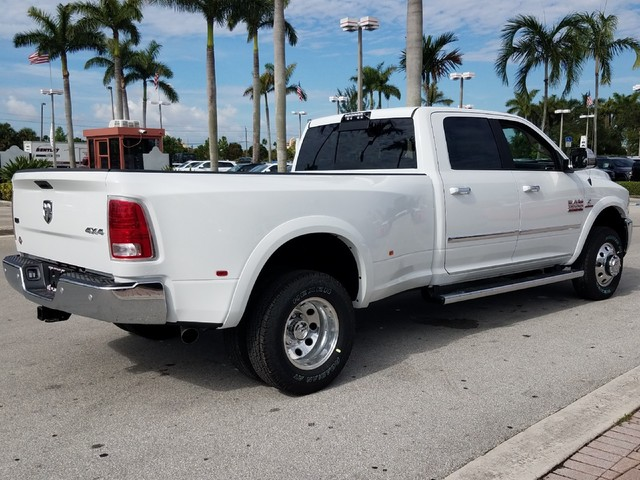 2018 Ram 3500 Crew Cab DRW 4x4,  Pickup #IJG281072 - photo 2