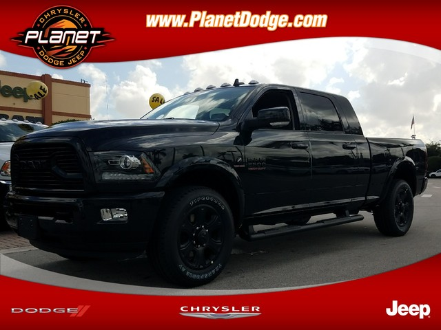 2018 Ram 2500 Mega Cab 4x2,  Pickup #IJG281485 - photo 1