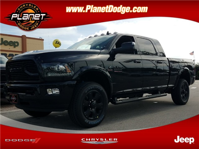 2018 Ram 2500 Mega Cab 4x4,  Pickup #IJG308479 - photo 1