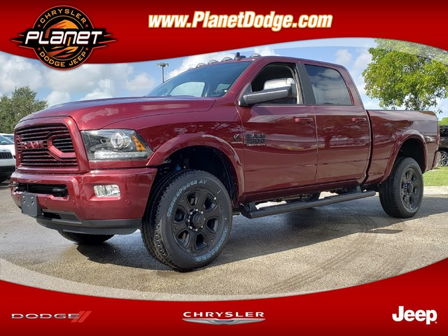 2018 Ram 2500 Crew Cab 4x4,  Pickup #IJG309113 - photo 1