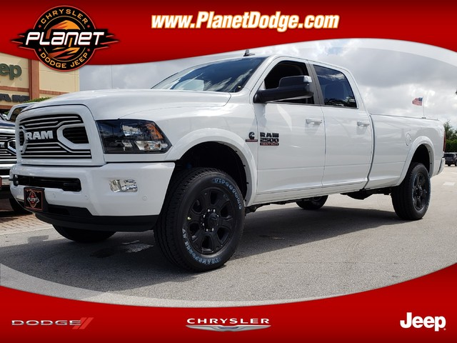 2018 Ram 2500 Crew Cab 4x4,  Pickup #IJG326603 - photo 1