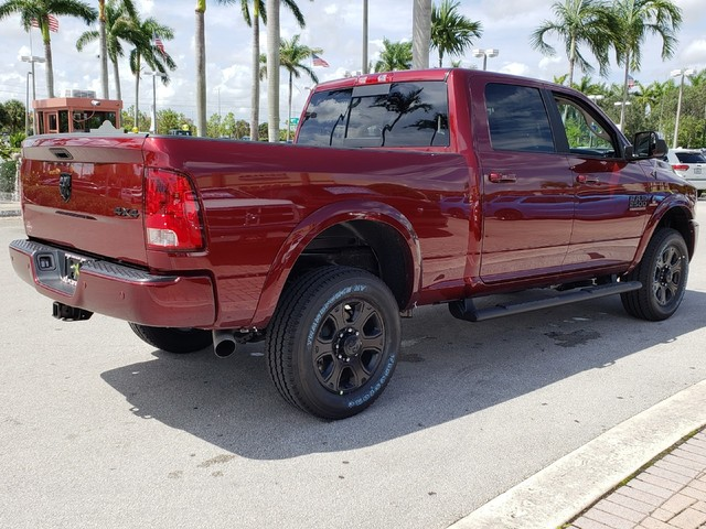 2018 Ram 2500 Crew Cab 4x4,  Pickup #IJG343867 - photo 2