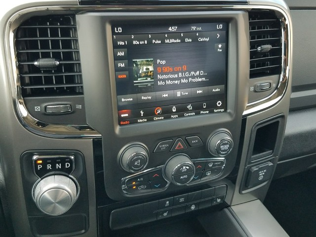 2018 Ram 1500 Crew Cab Pickup #IJS105606 - photo 11