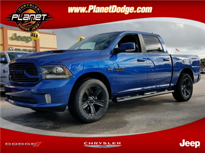 2018 Ram 1500 Crew Cab Pickup #IJS105606 - photo 1