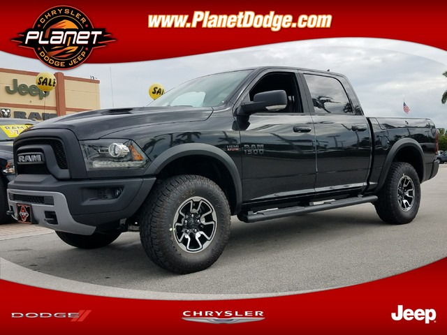 2018 Ram 1500 Crew Cab 4x4 Pickup #IJS113070 - photo 1