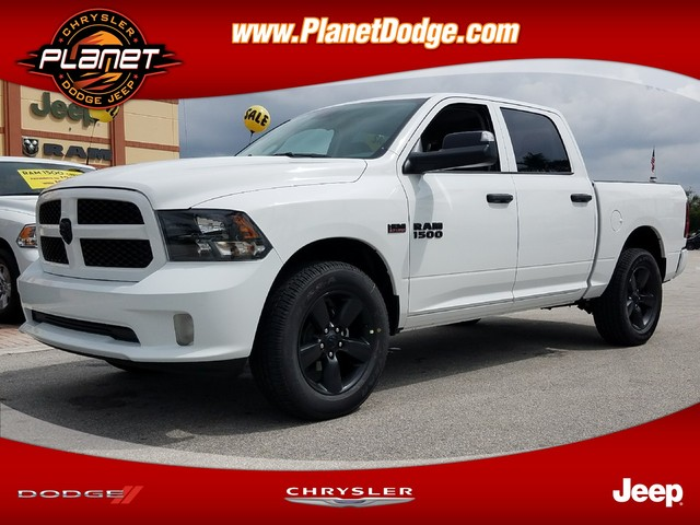 2018 Ram 1500 Crew Cab 4x4, Pickup #IJS117267 - photo 1