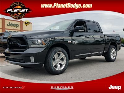 2018 Ram 1500 Crew Cab Pickup #IJS131928 - photo 1
